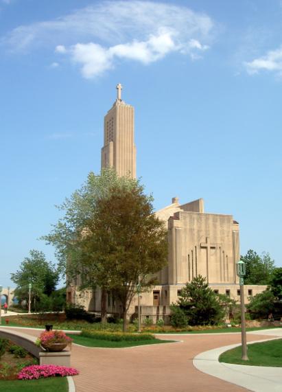 Loyola University's Lakeshore campus