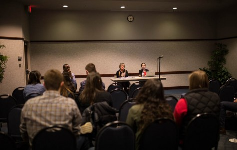 Students give input on Student Affairs Vice President selection