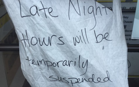 Bro-Yo temporarily suspends late-night hours