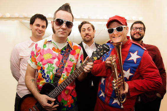 Reel Big Fish brings Ska to The Rave