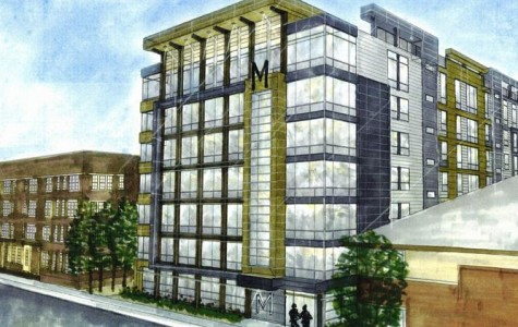 New apartment building proposed for campus