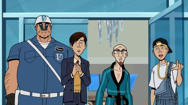The Venture Bros relocate to New York City, still as excellent as ever
