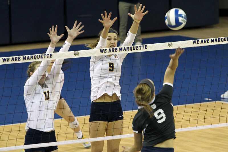 Photo courtesy of Maggie Bean/Marquette Athletics