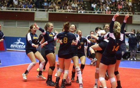 Women's club volleyball hosting final tournament before Nationals