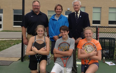 Mulcahy assists Brown Deer Tennis program