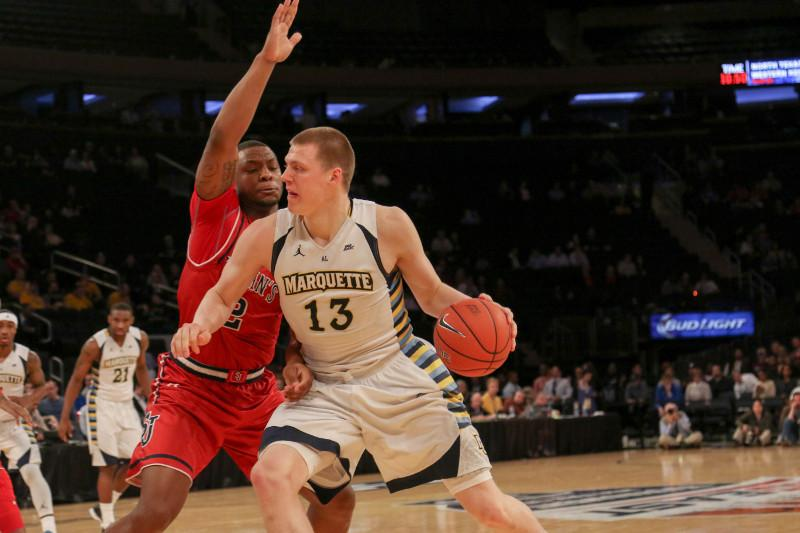 Ellenson+was+named+to+the+BIG+EAST+All-Freshman+team+earlier+this+week+%28Photo+by+Brian+Georgeson%2Fbrian.georgeson%40mu.edu%29