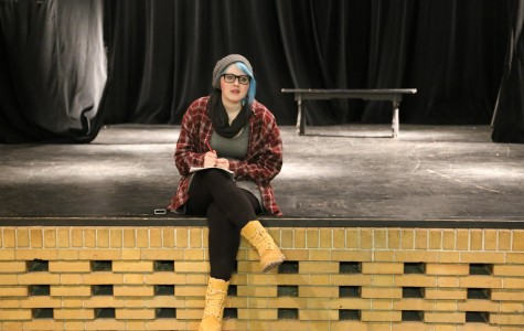 Student hones craft with theater leadership