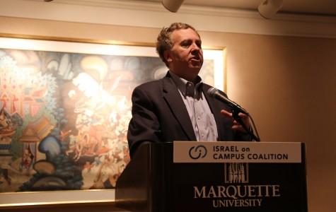 David Makovsky. Photo by Yue Yin /yue.yin@marquette.edu