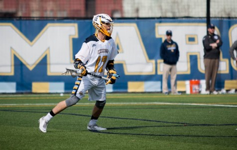MLAX riding four-game win streak into battle with No. 6 Villanova