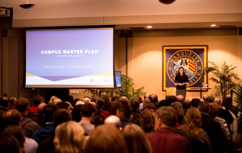 Master plan update brings possible new residence hall plans