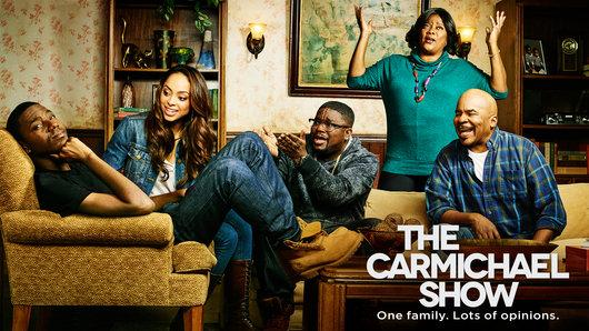 Behind the Scenes of 'The Carmichael Show'