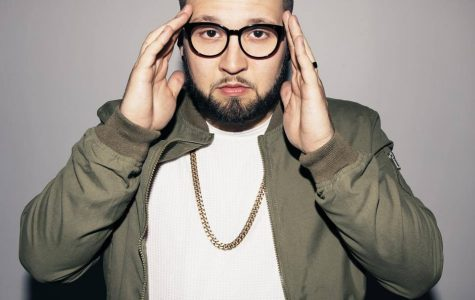Andy Mineo speaks with Marquette Radio