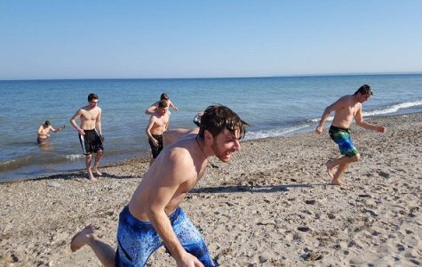 Kappa Sigma pledges raise money for veterans, take Polar Plunge