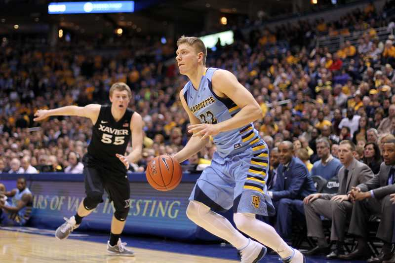 Wally+Ellenson+was+removed+from+the+basketball+team+last+week+%28Photo+courtesy+of+Maggie+Bean%2FMarquette+Athletics%29