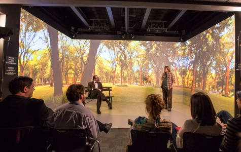 VisLab creates hyper-relaistic sets through virtual reality technology, making it an extremely versatile tool.