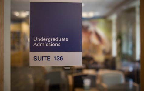 Search for dean of undergraduate admissions begins, position announcement to come