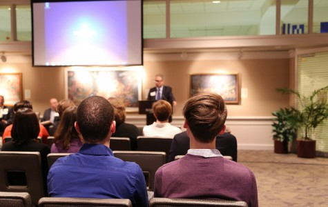 Marquette's work toward inclusivity discussed at first LGBT Alumni Council Reception