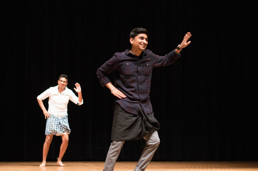 Annual show puts twist on Indian culture