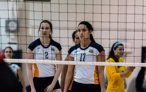 Women's club volleyball falters on national stage