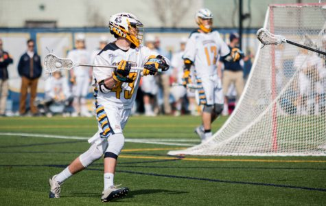 No. 15 men's lacrosse blown out by No. 16 Duke, 16-1