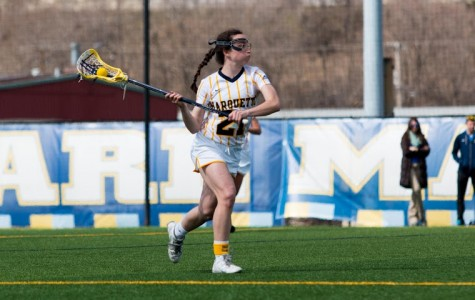 WLAX sets program record for goals in conference opener