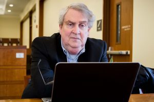 John McAdams passed away Thursday.  Marquette Wire stock photo.