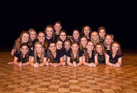 Dance troupe performs 'Peace, Love and Pure Happiness' showcase