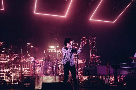 The 1975. Photo by Maryam Tunio.
