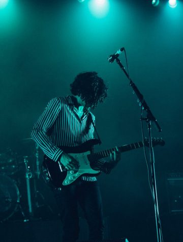 Matt Healy. Photo by Maryam Tunio.