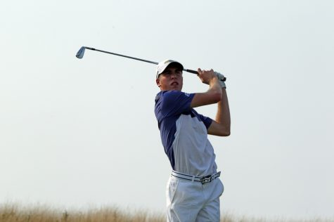 Kendziorski emerges as breakout star for golf team