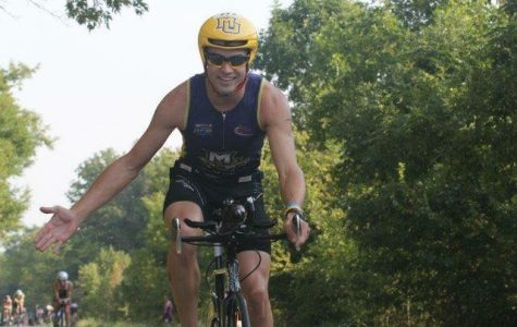 MU alum training for Ironman World Championship