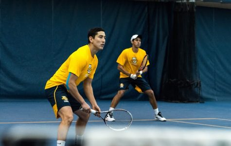 Tennis teams have disappointing BIG EAST Tournament