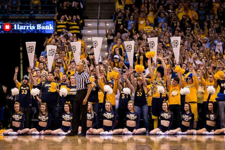 Photo by Ben Erickson/benjamin.a.erickson@marquette.edu