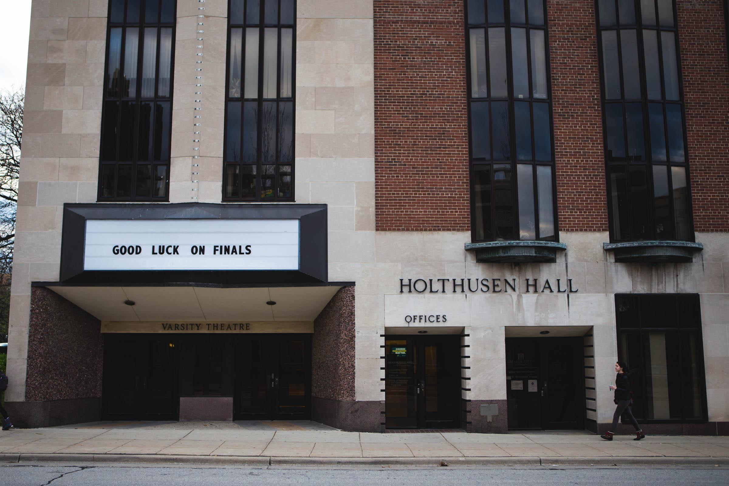 Holthusen Hall has been in a state of flux since a good portion of its staff left.