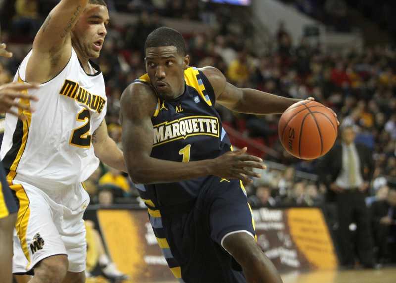 Marquette Men's Basketball at UW-Milwaukee.