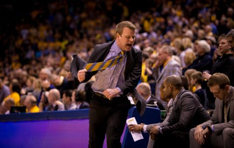 Men's basketball releases full non-conference schedule