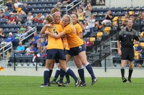 Women's soccer earns first victory at Illinois State