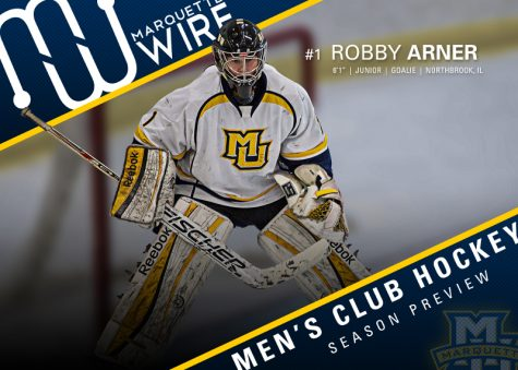 Goalie Robby Arner will once again be relied on heavily his junior season.