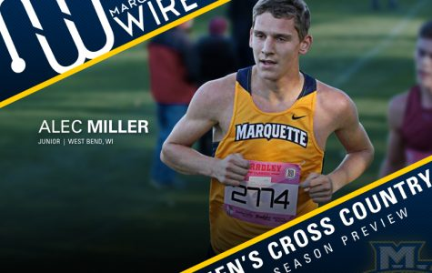 Men's XC Preview: Prospects look good with top five returning
