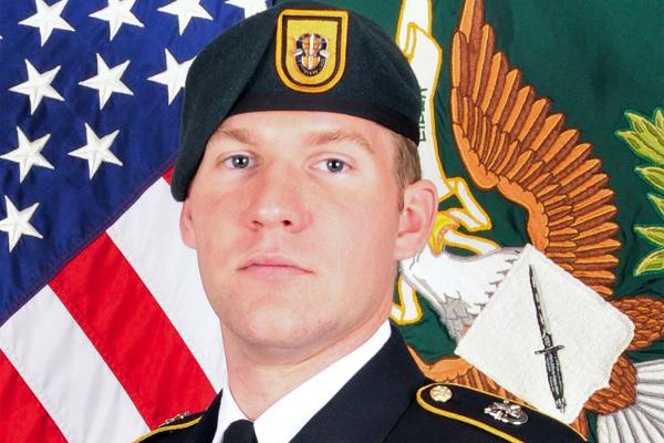 Matthew V. Thompson, 28, former Marquette student was killed in Afghanistan. Photo courtesy of military.com