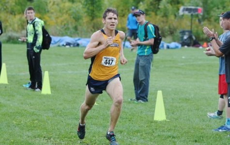 Men's cross country takes fourth, women's takes second at National Catholics