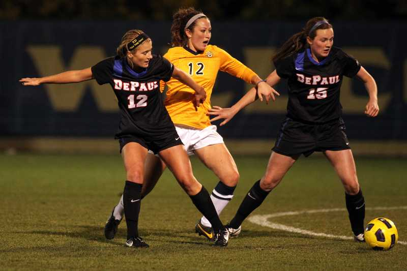 Marquette will host DePaul on October 28th at Valley Fields to close out conference play.