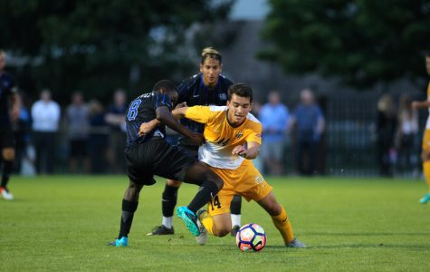 Prpa nets six more points in 4-1 win against UIC