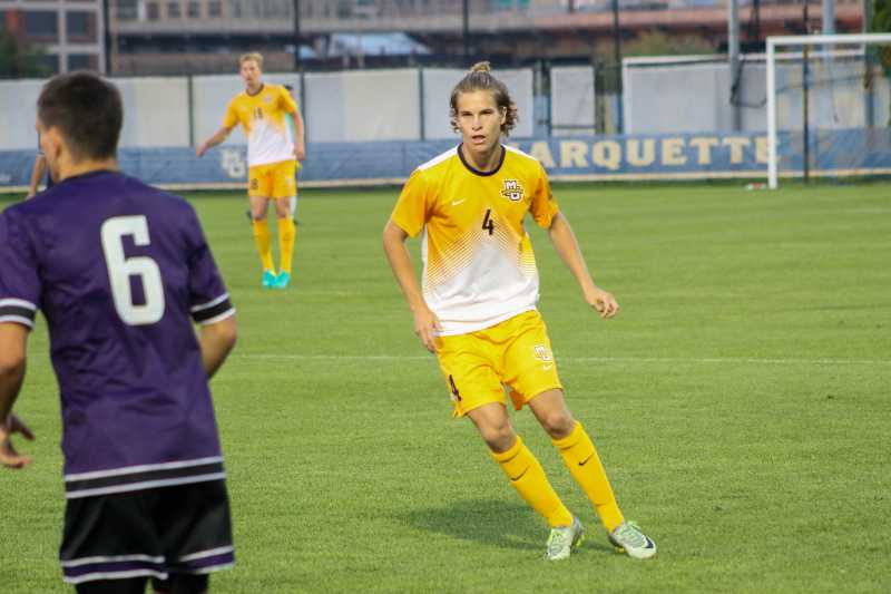 Toby+Howell+has+scored+in+Marquette%27s+last+two+games%2C+the+first+goals+of+his+MU+career.