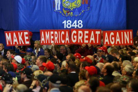 """Make America Great Again"" Sign"