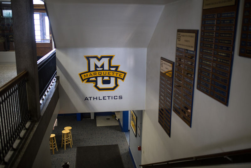 Athletic department launches MAGIS mentor program