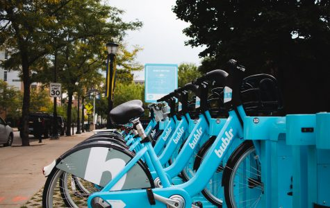 Marquette Bublr bike station fifth-most used in Milwaukee