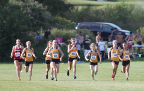 Marquette swept the podium on the women's side at the Midwest Open.