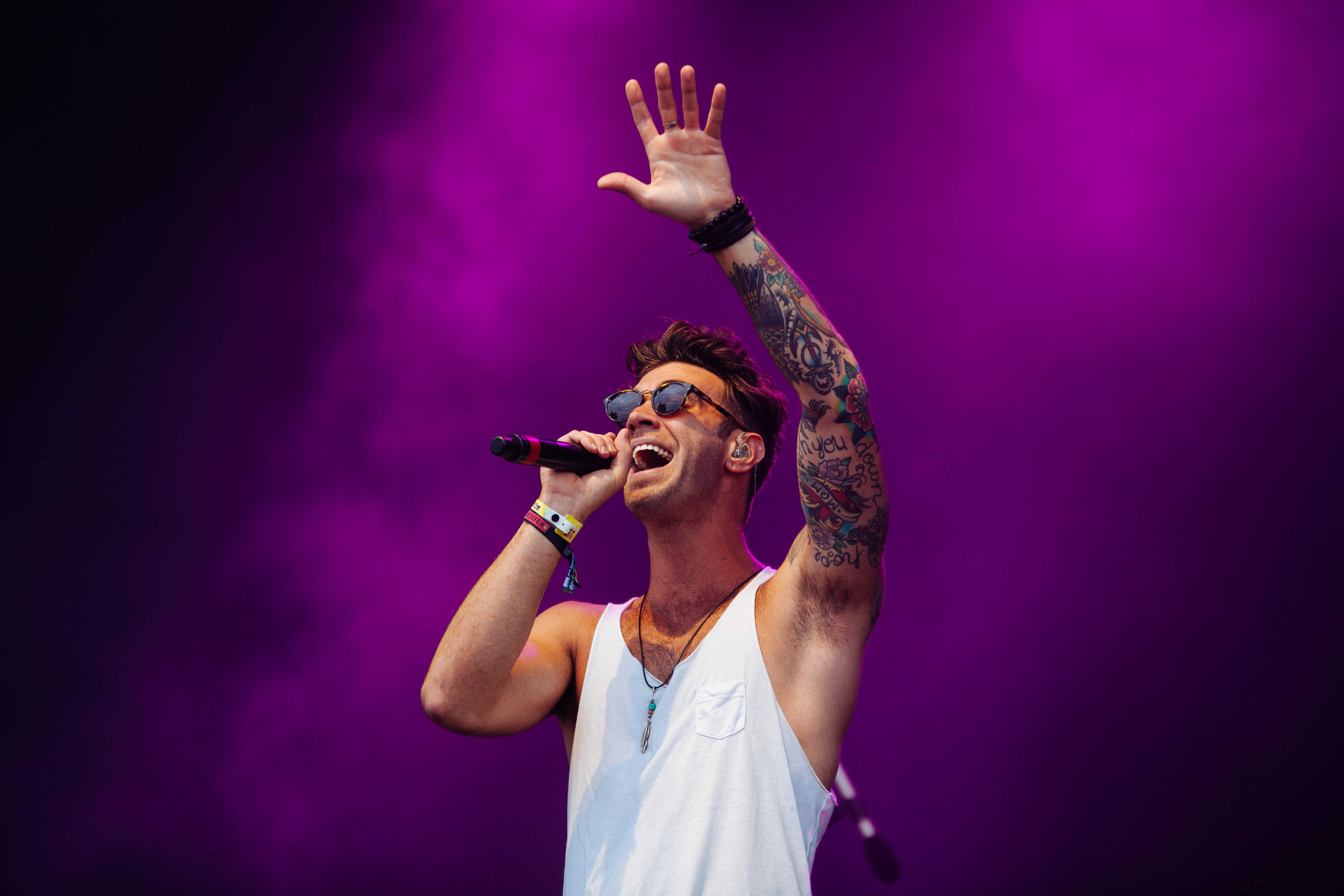 Zac Barnett is the lead singer of American Authors.