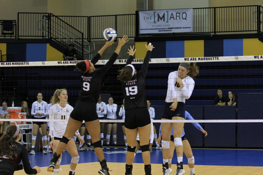 Volleyball is on a six-game win streak.